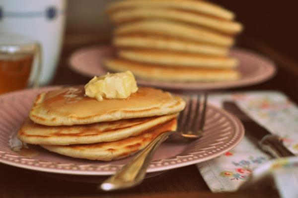 Błyskawiczne pancakes