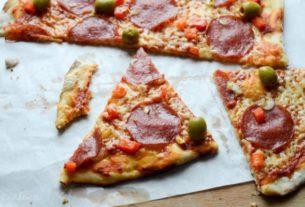 Przepis na pizzę – pepperoni