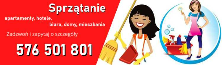 Sprzątanie Hoteli Kołobrzeg
